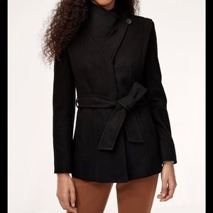 Aritzia Babaton Spencer wool jacket